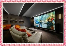 Home Theater Decoration Creative Home Theatre Designs 2016 Home Theater Decorating
