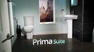 L Shaped Bath Suites Prima Bathroom Suite