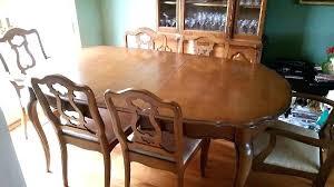 bassett dining room furniture bassett dining room tables maple rectangular table bassett dining