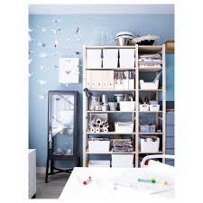 ivar 2 sections shelves pine 134x50x226 cm ikea