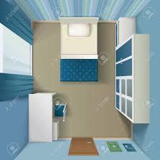 chambre de garde moderne chambre inter design avec lit size et blanc simple