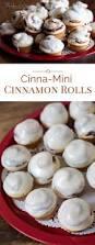 cinna mini cinnamon roll recipe barbara bakes