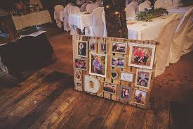 used wedding supplies kendra denault photographywedding pallet collage diy kendra