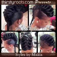 best 25 braids with shaved sides ideas on pinterest braids