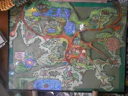 The Forest Map 2 Posts In 1 Two More Days In A Tree House In The Forest Ga