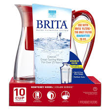 brita filter indicator light not working amazon com brita monterey water filter pitcher 10 cup teal