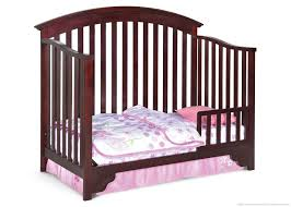 Cribs That Convert To Beds by Delta Sonoma 4 In 1 Convertible Crib Black Cheery Espresso