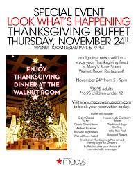 restaurants open on thanksgiving in chicago walnut room thanksgiving 2016 macysrestaurants com