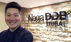 Teh Naga naga ddb names kevin teh its of brand management marketing