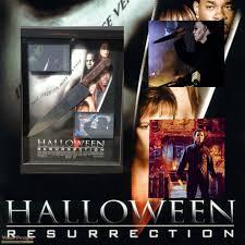 halloween resurrection michael myers hero knife movie halloween