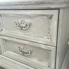 Chalk Paint Side Table Teen U0027s Bedroom Style Easy Chalk Paint Recipe Hallstrom Home