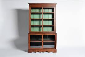 Green Bookcase Search Results For U0027small British Colonial Bookcase U0027