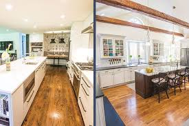 used kitchen cabinets pittsburgh a tale of two kitchens pittsburgh magazine