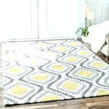 Yellow Area Rugs Grey And Yellow Area Rug Tapinfluence Co