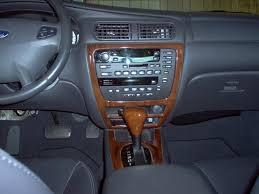 1996 Ford Taurus Interior September Cotm 2003 Taurus Sel Premium Taurus Car Club Of