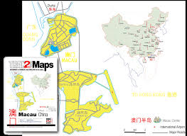 Shenzhen Metro Map In English by Map Of Macau Macau Sar