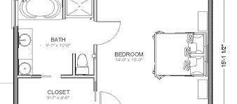 Floor Plan Bathroom Floor Plan Addition Plan Master Bedroom - Master bedroom plans addition
