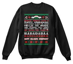 hanukkah sweater a hanukkah t products teespring