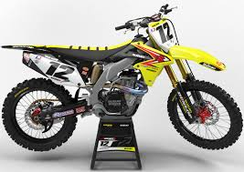 suzuki rmz mx graphics motocross graphics rmz 450 08 u2013 016 oem