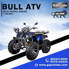blue bull atv gapuchee atv atv dealer in india atv supplier