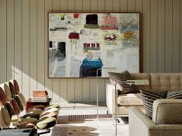 how do decorate your home for art architectural digest
