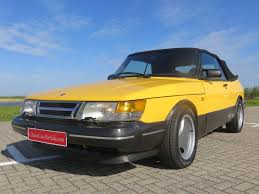 classic saab saab 900 se convertible 1991 classic cars for sale