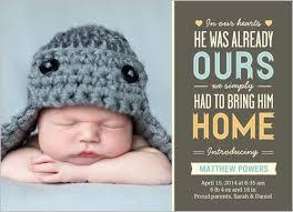 baby boy birth announcement sinay info