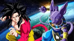 super saiyan 4 goku vs beerus dragon ball xenoverse 2 youtube