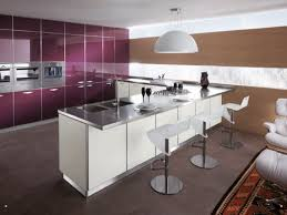 purple kitchen decorating ideas purple cabinet italian kitchen that can be decor with white