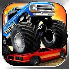 monster truck destruction app store