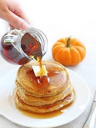 fluffy pumpkin pancakes if you give a blonde a kitchen