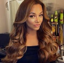 light brown hair with caramel highlights on african americans golden brown hair color for black women brown hair colors