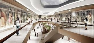 interior design shopping shopping mall and building traffic counting axper