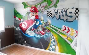 jeux de décoration de chambre de bébé chambre karting