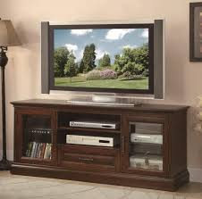 cherry wood tv stands cabinets furniture large cherry wood tv stand featuring double tempered