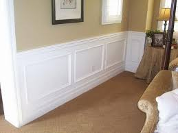 Dining Room With Wainscoting Best 25 Faux Wainscoting Ideas Only On Pinterest Wainscoting