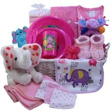 Baby Gift Baskets Delivered New Arrival Baby Gift Basket For Girls Free Shipping Today