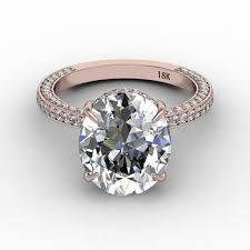 amethyst diamond engagement ring diamond engagement rings