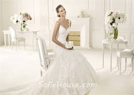 Wedding Dresses With Straps Mermaid Sweetheart Low Back Lace Wedding Dress With Straps