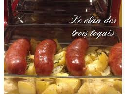 comment cuisiner les diots recettes de diots et pomme de terre