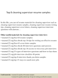 janitorial resume sample cover letter cleaning supervisor janitorial cleaning night cover letter top cleaning supervisor resume samples top cleaningsupervisorresumesamples conversion gate thumbnailcleaning supervisor large size