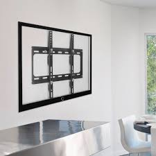 Tv Wall Mount F012 Fixed Tv Wall Mount For 26 U0027 U0027 55 U0027 U0027 U2013 Fleximounts