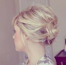 Hochsteckfrisuren Mittellange Haare Einfach by Hochsteckfrisuren Einfach Kurze Haare