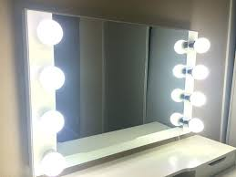 large lighted vanity mirror ideal lighted vanity mirrorclassy and