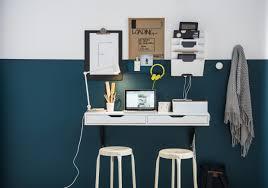 bureau gain de place petits bureaux gain de place