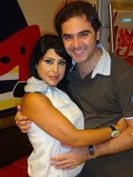 صور عيد ميلاد زوجة وائل جسار