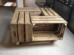 Wohnzimmer Tisch Holzkiste Vintage Wohnzimmertisch Tagify Us Tagify Us