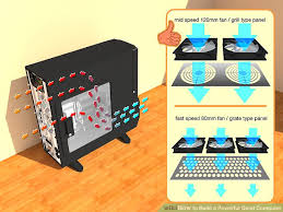 Quiet Cooling Fan For Bedroom by How To Build A Powerful Quiet Computer 10 Steps With Pictures