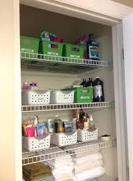 bathroom closet storage ideas bathroom closet organizationdollar store bathroom organizing