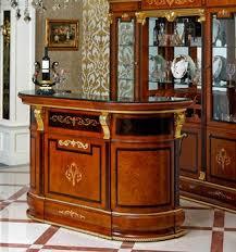Indoor Bar Cabinet Yb38 Antique Luxury Bar Furniture Indoor Bar Wooden Hand Carved